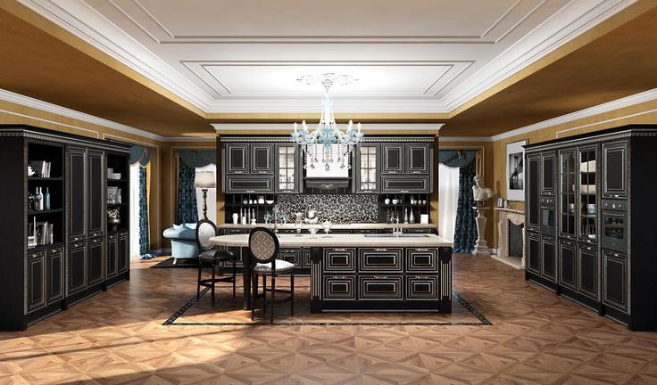 Cucine arredo3 classiche 10 design mon amour for Cucine classiche arredo 3