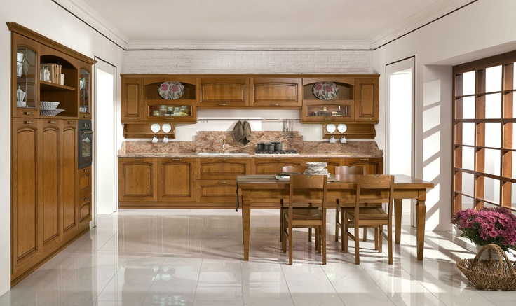 Cucine arredo3 classiche 13 design mon amour - Cucine in legno massello moderne ...