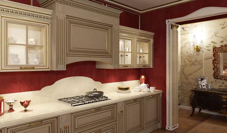 Cucine arredo3 classiche 3 design mon amour - Cucine arredo 3 ...
