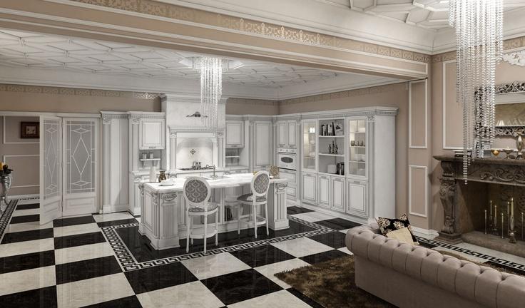 cucine arredo3 classiche (6)  Design Mon Amour