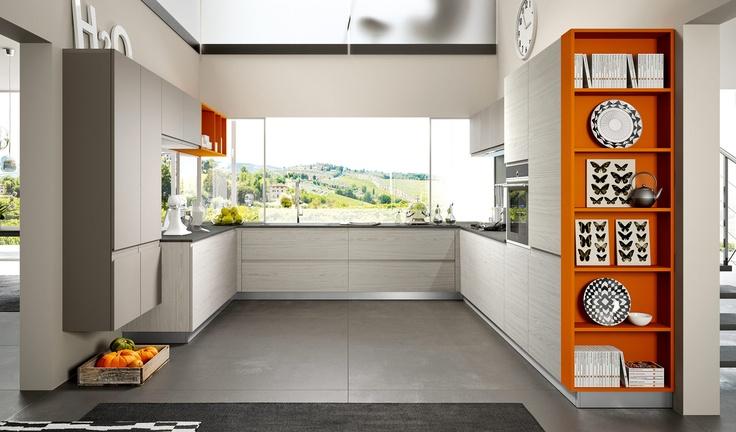 Cucine moderne arredo3 11 design mon amour - Cucine wega prezzi ...