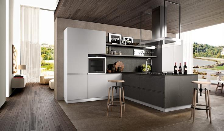 Cucine moderne arredo3 6 design mon amour - Arredo cucine moderne ...