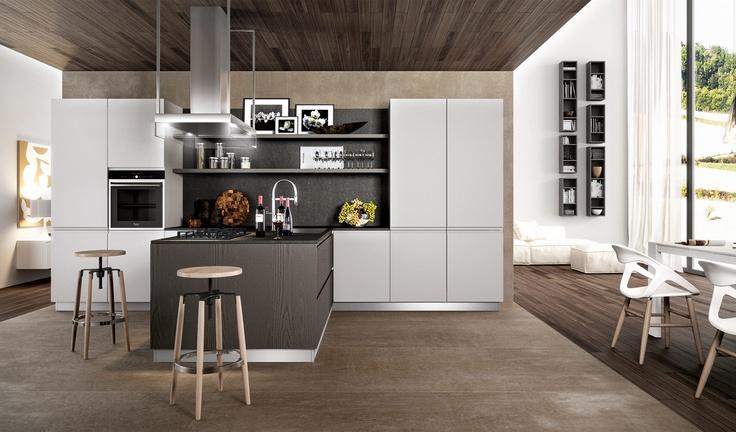 Cucine moderne arredo3 9 design mon amour - Arredo cucine moderne ...