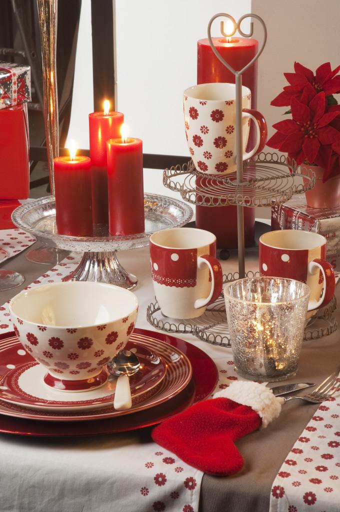 Apparecchiare tavola natale 2013 13 design mon amour - Idee addobbo tavola natale ...
