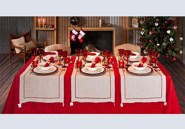 Apparecchiare tavola natale 2013 4 design mon amour - Apparecchiare la tavola di natale ...