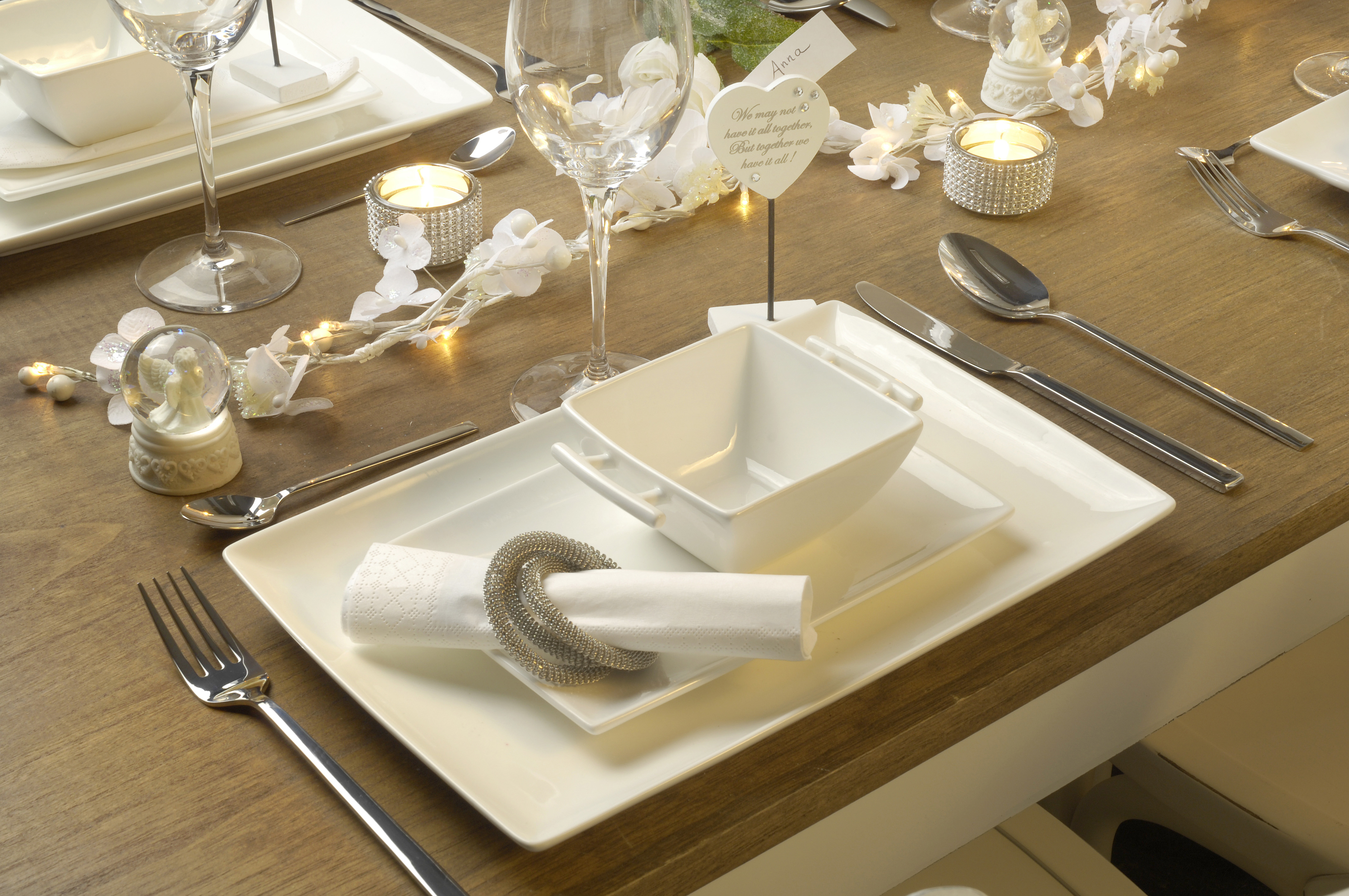 Apparecchiare tavola natale 2013 7 design mon amour - Tavole apparecchiate per natale ...
