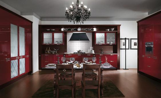 baccarat cucine scavolini 2014  Design Mon Amour