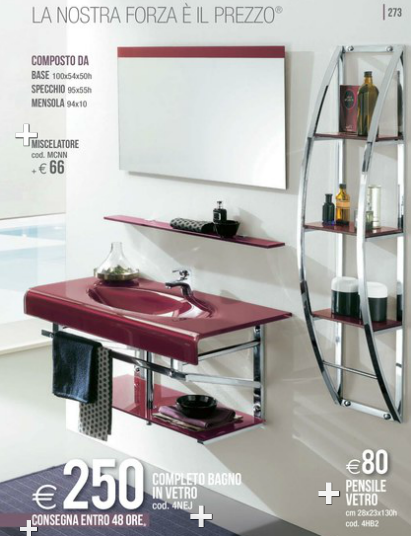 Stunning Mondo Convenienza Bagni Photos - Idee per la casa ...