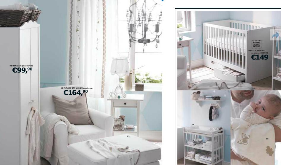 Camere bimbi ikea 2014 1 design mon amour - Camere da letto ikea ...