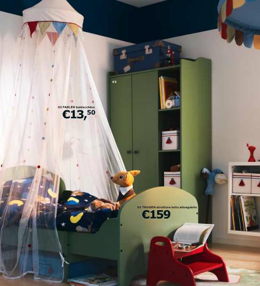 Camere bimbi ikea 2014 2 design mon amour - Ikea camere da letto complete ...