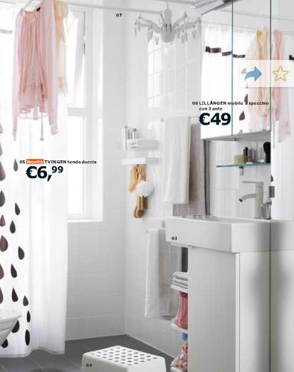 Catalogo bagni ikea 2014 3 design mon amour for Accessori bagno ikea