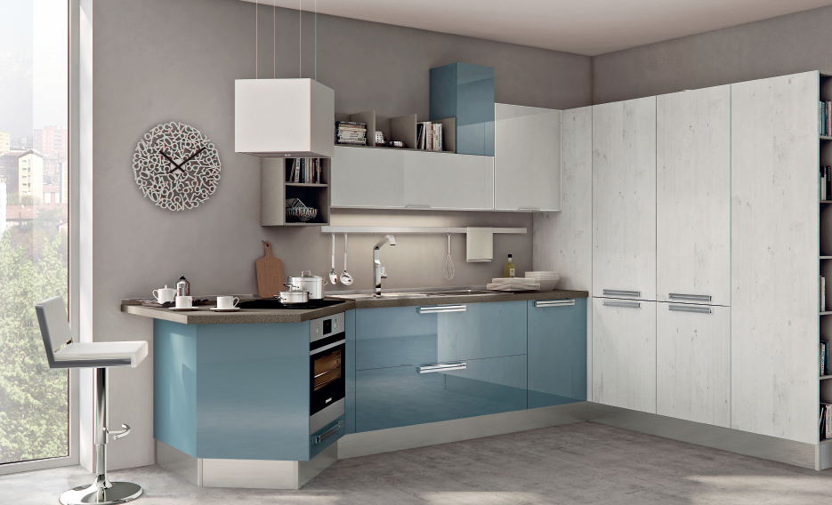 Pin Cucine Lube Catalogo Italiane Muratura Moderne Foto Genuardis Portal on P...
