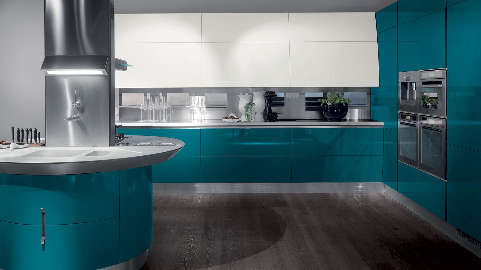 Awesome Cucine Moderne Scavolini 2014 Gallery - Home Design ...