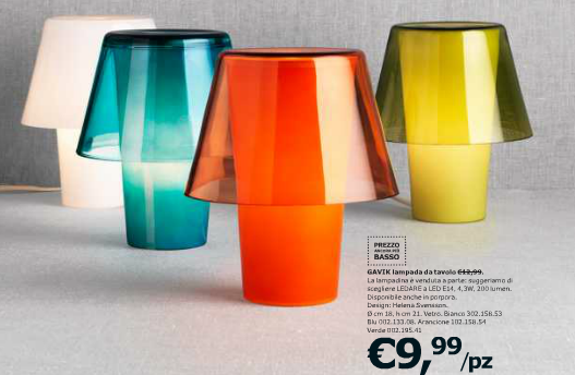 Catalogo lampade ikea 2014 1 design mon amour for Lampade ikea