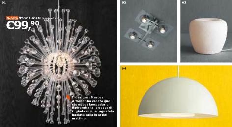 Lampade Ikea idee : lampade Ikea 2014 catalogo