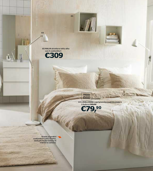 Catalogo letti ikea 2014 1 design mon amour - Camera da letto ikea catalogo ...