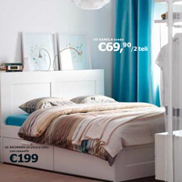 Camere da letto ikea design mon amour for Catalogo ikea letti