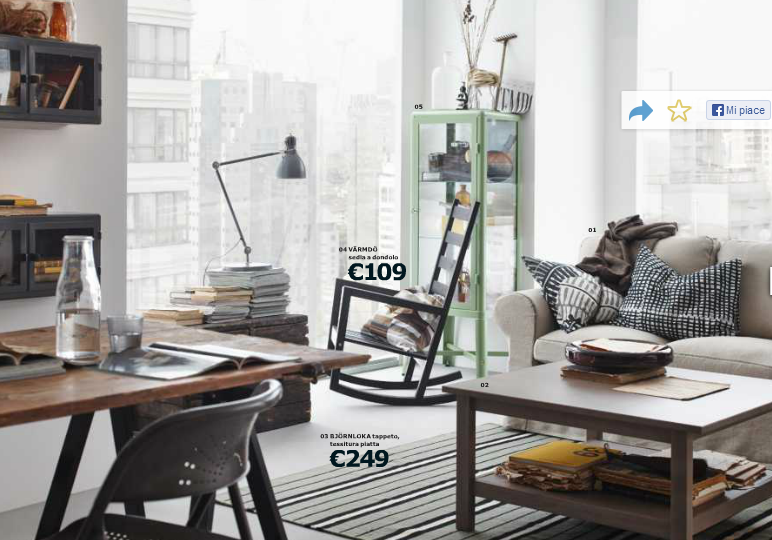 Soggiorni Ikea Catalogo ~ Idee per il design della casa