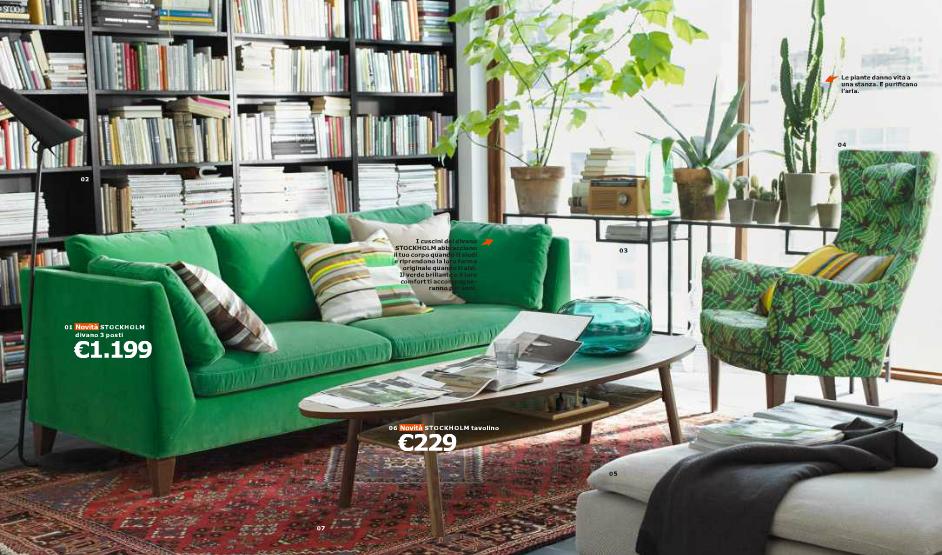 Catalogo soggiorni ikea 2014 7 design mon amour for Ikea soggiorni