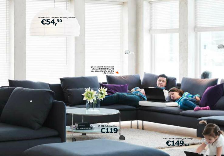 Soggiorni Ikea Foto : Soggiorni ikea foto soggiorno pasionwe best ...