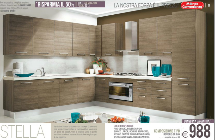 Top cucina ceramica piano cucina mondo convenienza for Cucina ginevra mondo convenienza