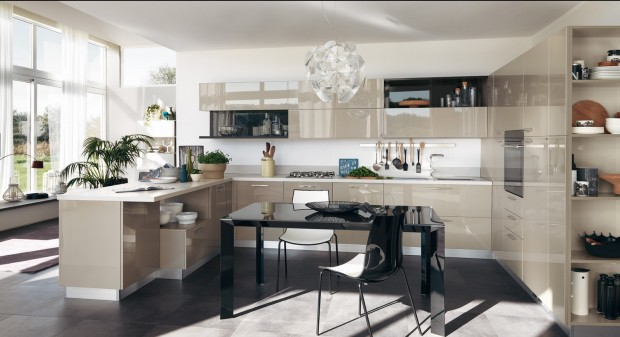 Beautiful Cucine 2014 Moderne Photos - Ideas & Design 2017 ...