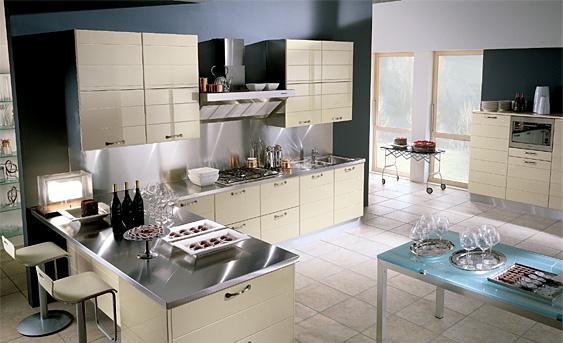 Awesome Cucina Scavolini Con Isola Contemporary - Embercreative.us ...