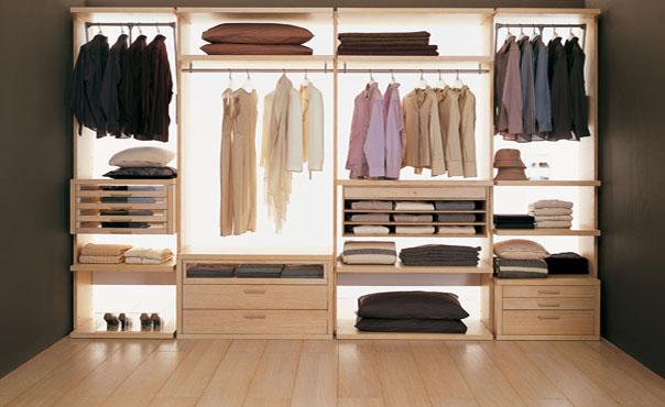 Porte per cabine armadio idee per il design della casa - Cabine armadio idee ...