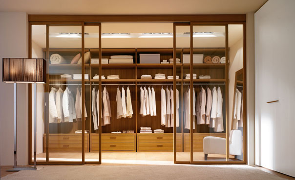 Idee cabina armadio porta scorrevole 2 design mon amour - Porte per cabine armadio ...