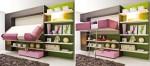 idee salva spazio mobili multifunzione