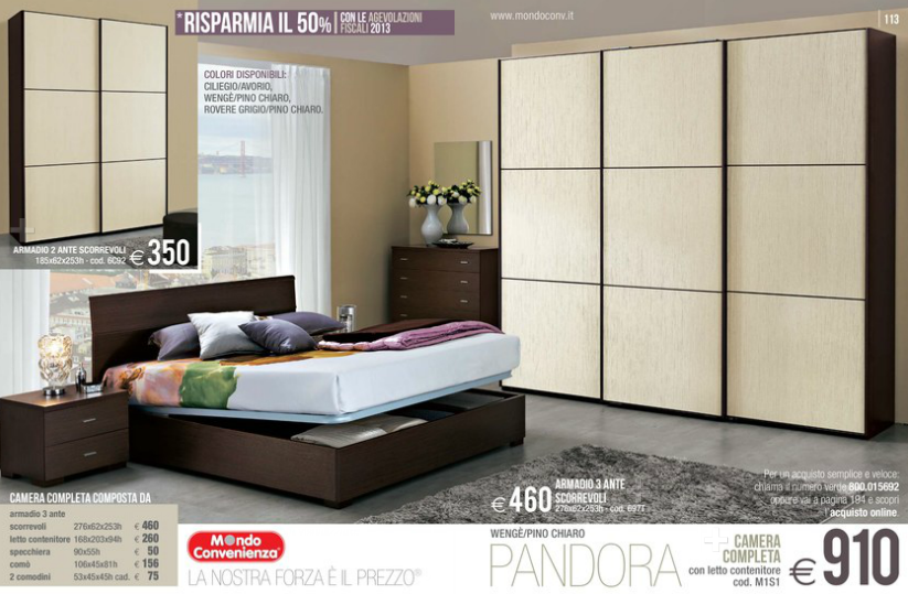 Camere Da Letto Wenge. Gallery Of Camera Da Letto Moderna Armadio ...