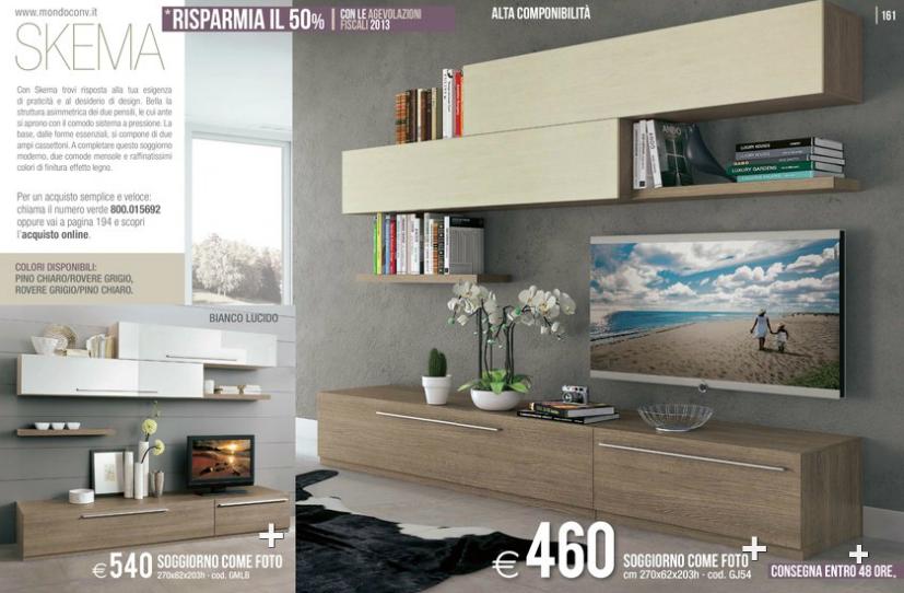 Beautiful Mondo Convenienza Cucine Catalogo 2014 Images - Design ...