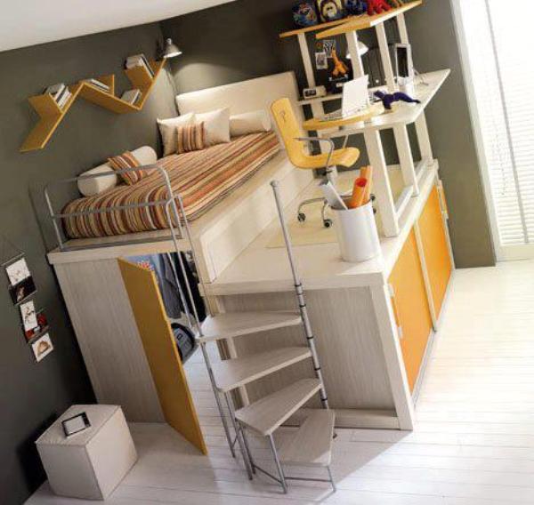 soppalchi camere letto bambini (2) | Design Mon Amour