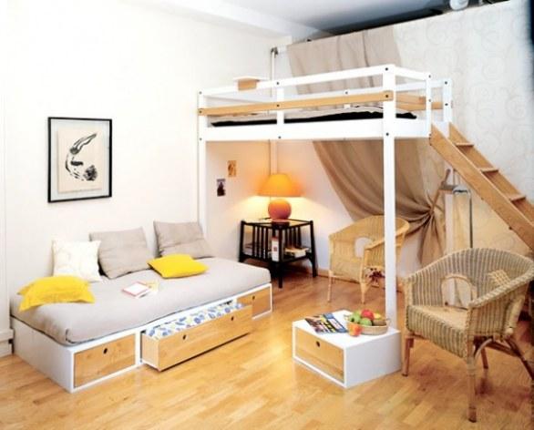 Soppalchi camere letto bambini 3 design mon amour - Camere letto bambini ...