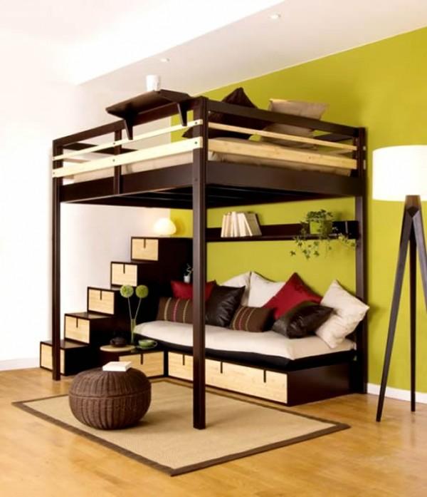 Soppalchi camere letto bambini 5 design mon amour - Soppalchi per camere ...
