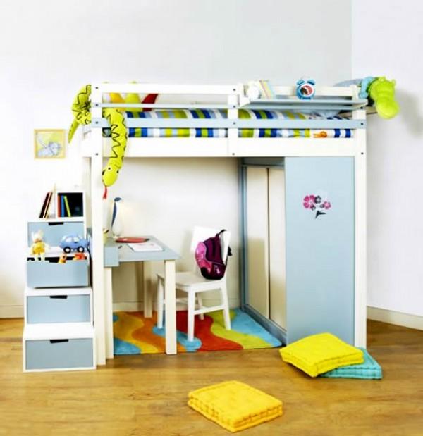 Soppalchi camere letto bambini 7 design mon amour - Camere bambini design ...