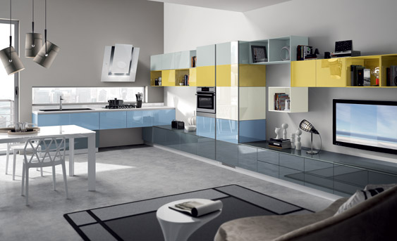 Kunststof Achterwand Keuken Kosten : Multi Colored Kitchen Designs