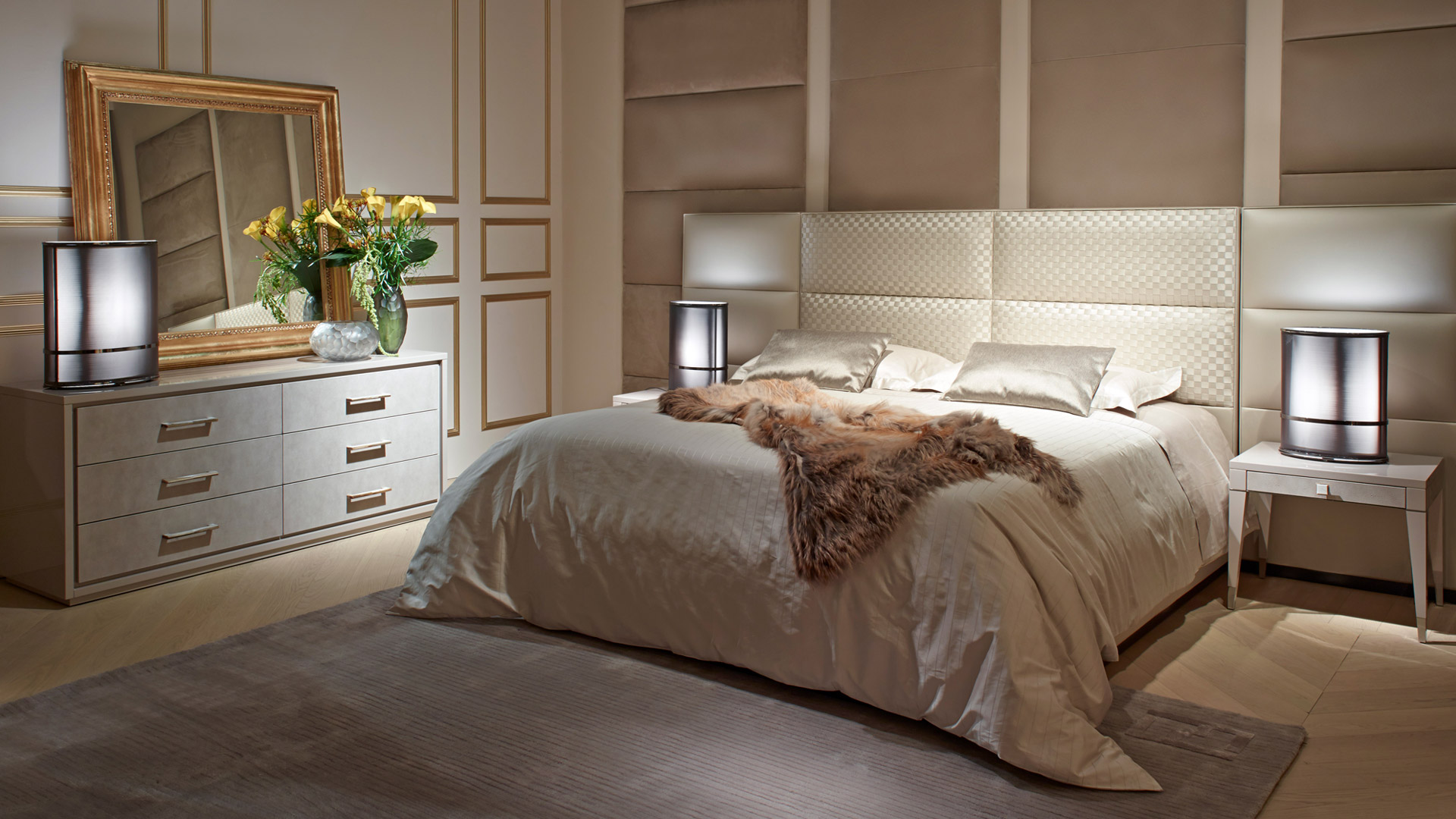 Camere da letto fendi 2013 1 design mon amour - Camere letto design ...