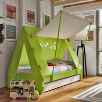 Lil tente letto tenda da campeggio per bambini - Letto da campeggio ...