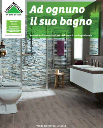 Bagni leroy merlin 2014 catalogo 3 design mon amour for Miscelatori vasca da bagno leroy merlin