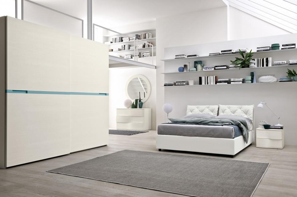Camere da letto colombini zona notte catalogo 2014 4 for Arredamenti moderni camere da letto