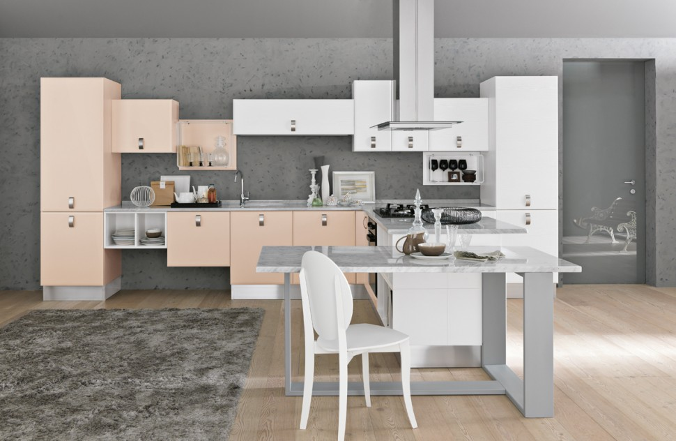 Cucine Moderne Colombini ~ Una Collezione di Idee per Idee di ...
