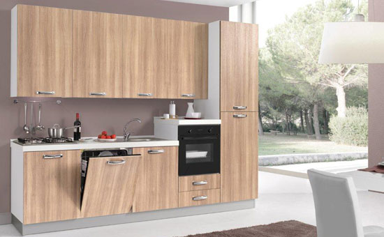 Beautiful Cucine Mercatone Uno 2014 Contemporary - Ideas & Design ...