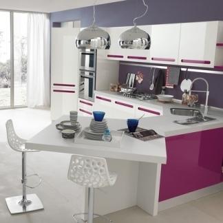 Cucine piccole idee design 1 design mon amour for Idee per cucine piccole