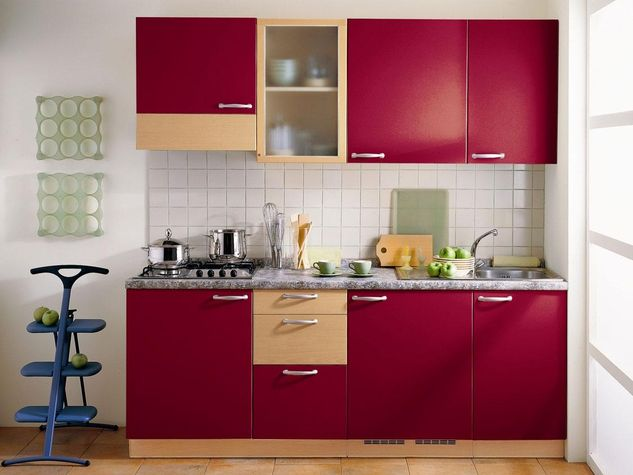 Cucine piccole idee design 2 design mon amour for Idee per arredare case piccole