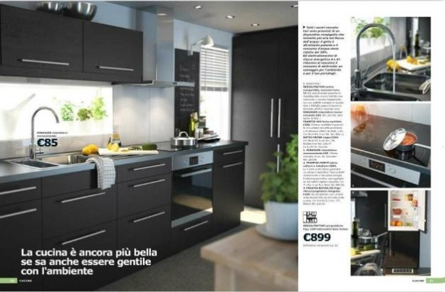 Le Nuove Cucine Ikea Catalogo 2014 Pictures to pin on Pinterest