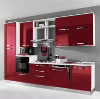 Emejing Mondo Convenienza Cucina Katy Contemporary - Ameripest.us ...