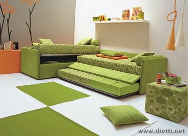 Divano letto design idee 1 design mon amour for Divani letto per camerette