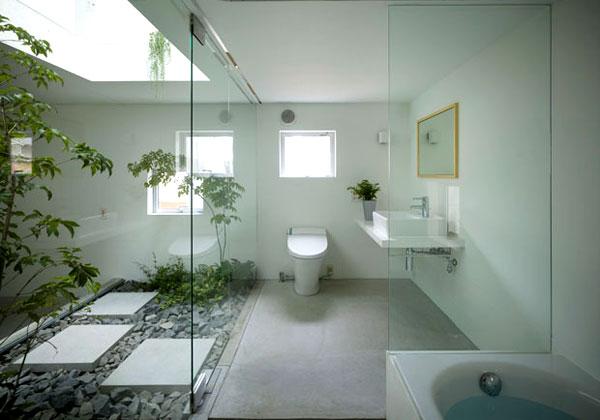 Idee design mobili bagno 2014 2 design mon amour - Piante da bagno ...