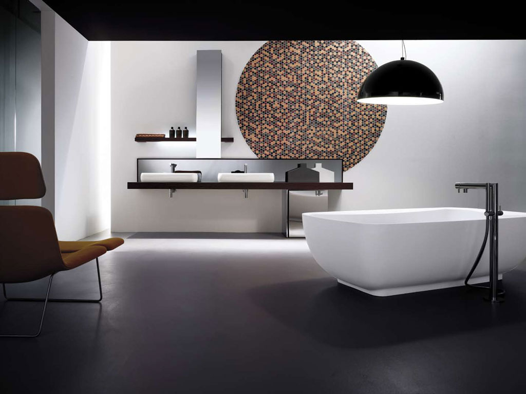 Idee design mobili bagno 2014 6 design mon amour for Accessori bagno di design